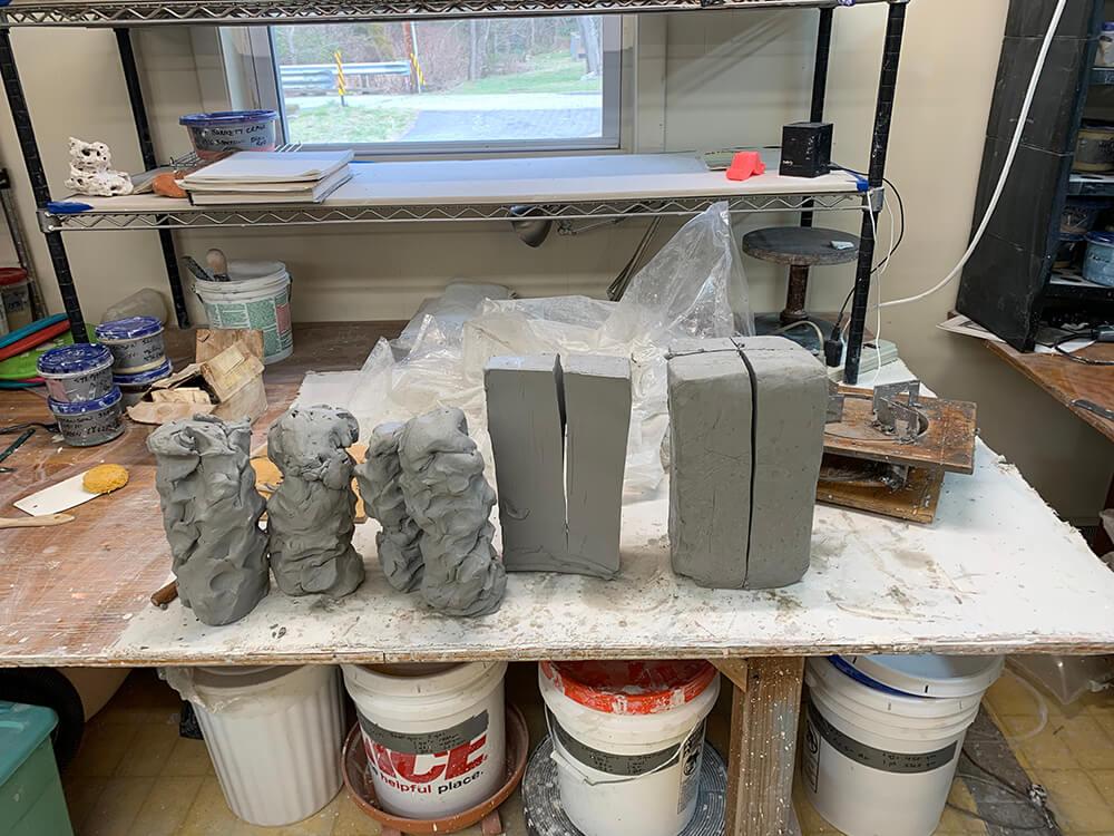 Robert Milnes Studio Ceramic Artist Asheville NC