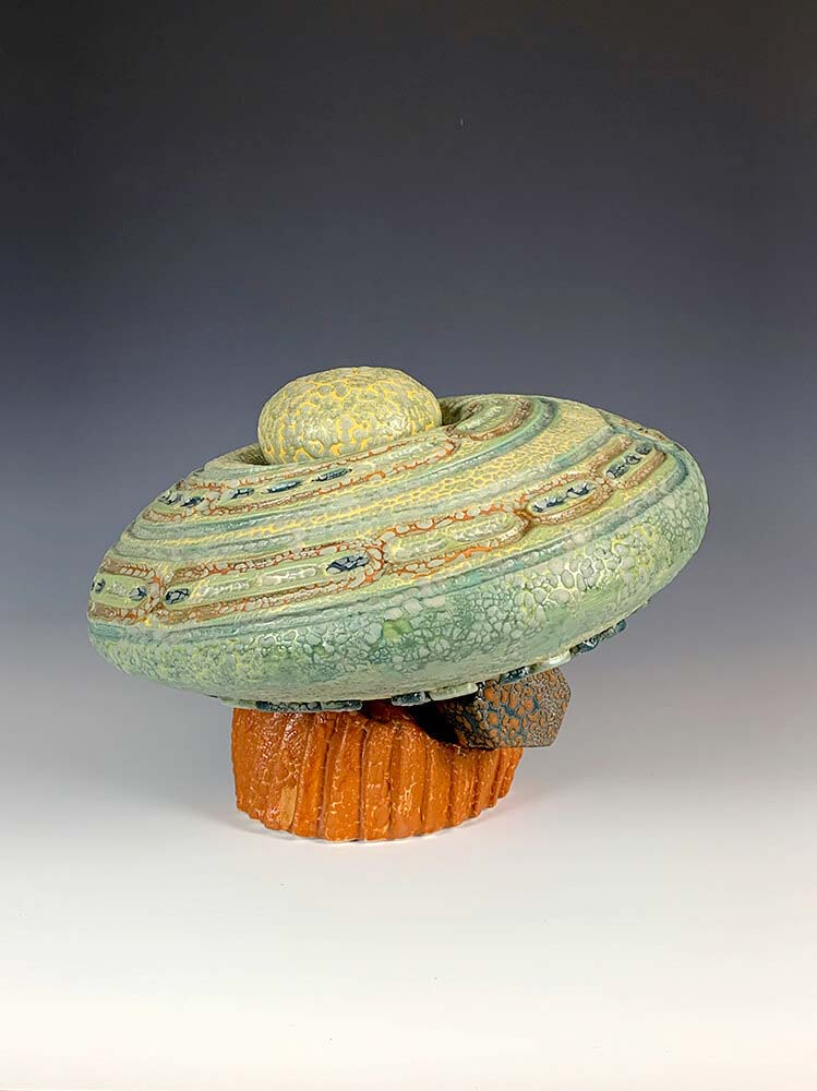 Robert Milnes Ceramic Artist Asheville NC