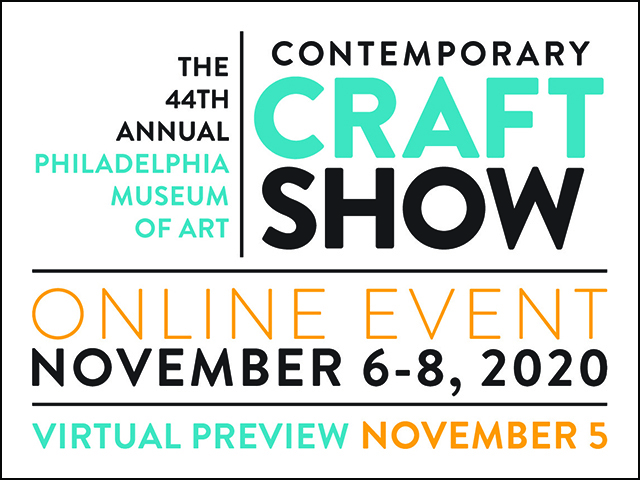 Philadelphia Museum of Art Craft Show Preview Friday, November 5 at 4:00 pm