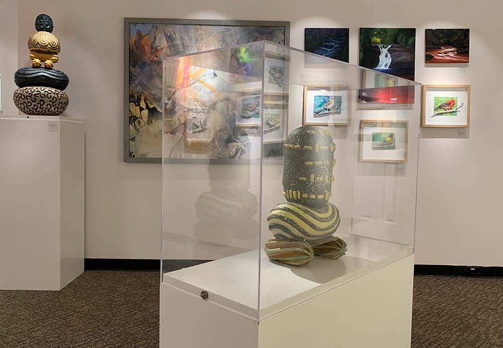 Ceramic Sculpture by Robert Milnes